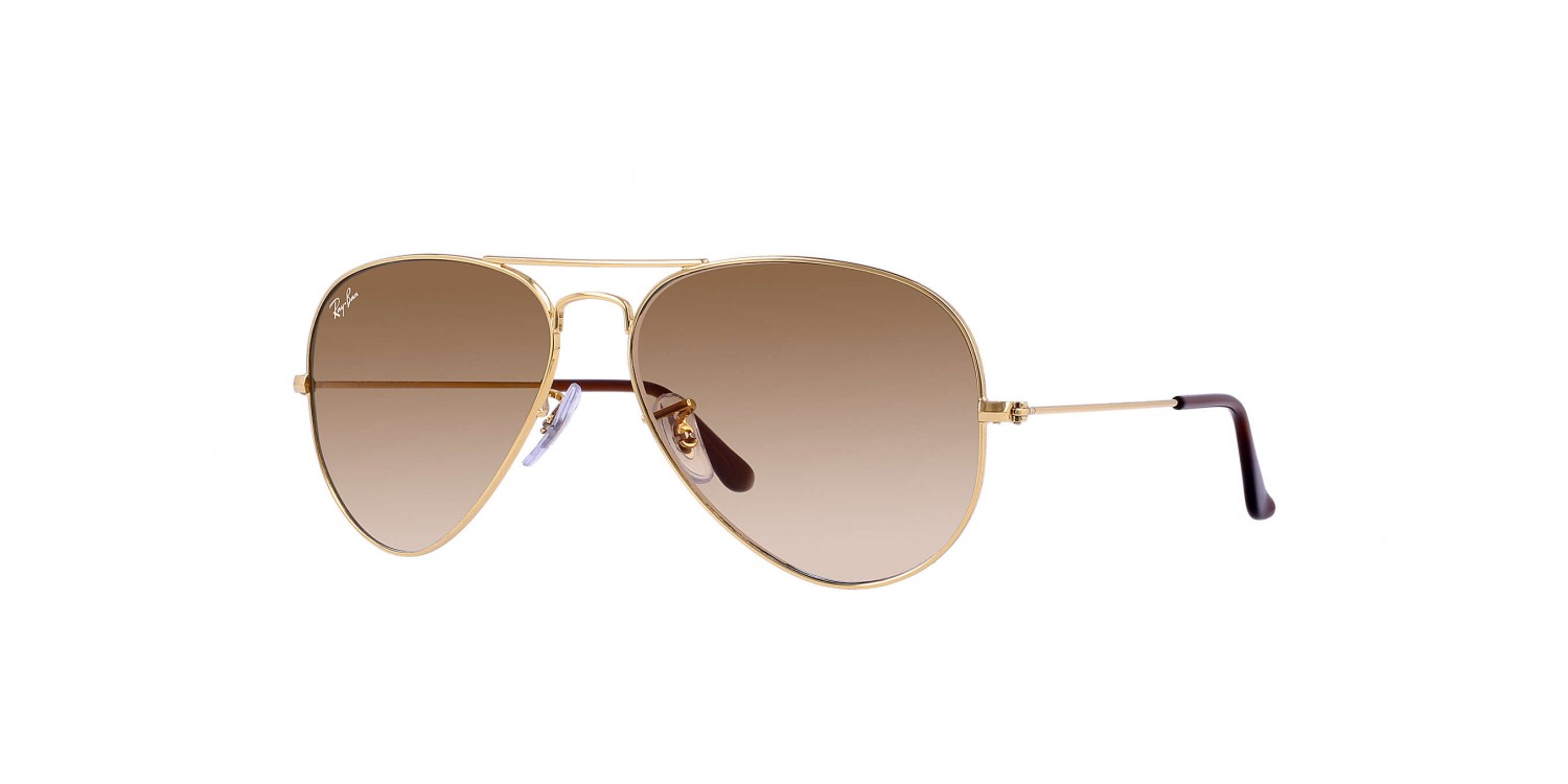 Rb3025 Large ® Aviator Metal Ban Ray 00151 gbf76y