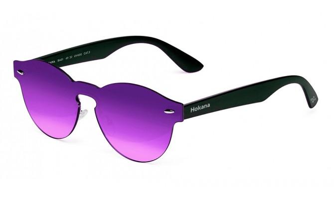 Hokana Bawa BA01-black matt - purple