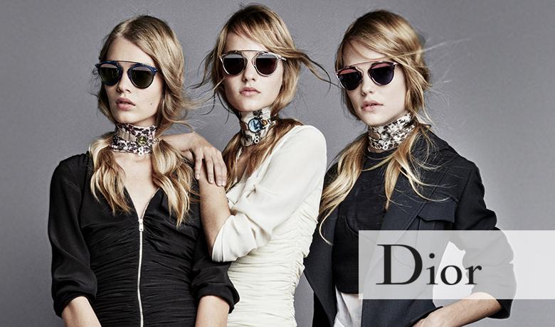Lunnetes Dior